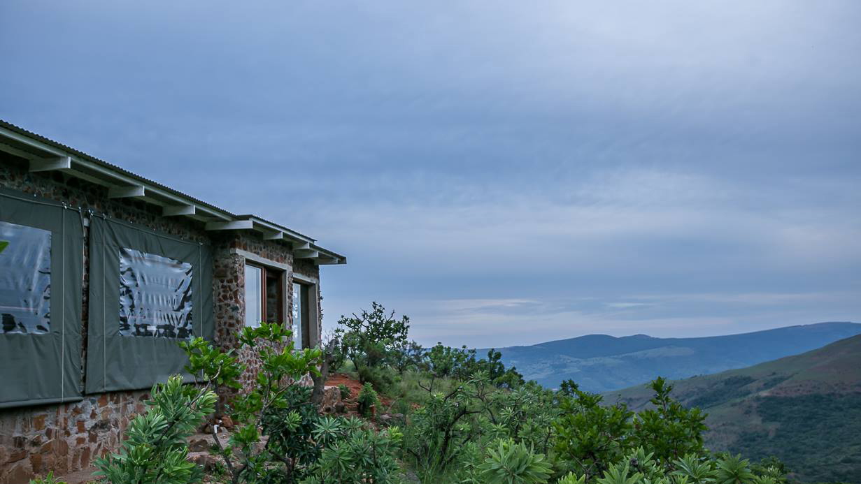 wolwekrans eco lodge - Schoemanskloof - home