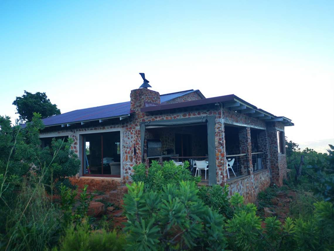 wolwekrans eco lodge - self catering lodge mpumalanga