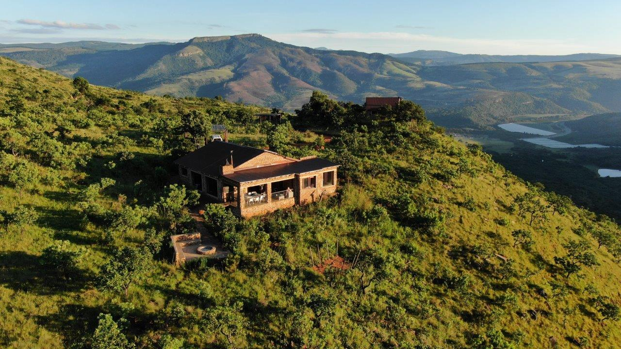 wolwekrans eco lodge houses